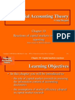 Financial Accounting Theory Craig Deegan Chapter 10
