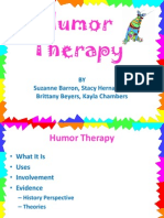 group humor therapy