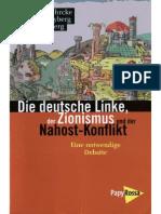 48990696 Gehrcke Freyberg Grunberg Die Deutsche Linke Der Zionismus Und Der Nahost Konflikt