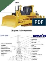 05 d155 Power Train