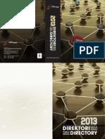 Media Directory 2013