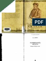 Agrippa, Cornelio - Numerología Oculta
