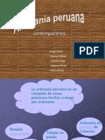 artesania peruana