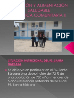 Practica Comunitaria II