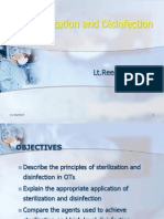 Sterilization and Disinfection