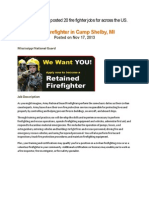 Firefighterjobs.me Posted 20 Firefighter Jobs