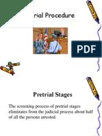 Pre Trial Procedure (1)
