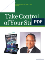 Take Control of Your Stress