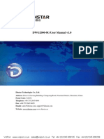 DWG2000 8G User Manual v1 0