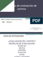 modelosdeevaluacindecentros1-091025053331-phpapp01