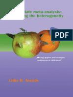 Proefschrift Lidia Arends metanalysis multivariate