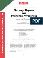 How to Teach Nursery Rhymes
