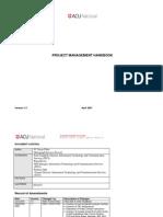 ACU Project Management Handbook