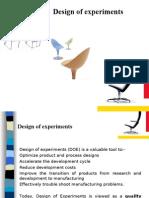 Design of Experiments - Tool