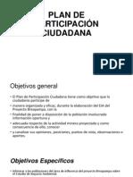 PLAN DE PARTICIPACIÓN