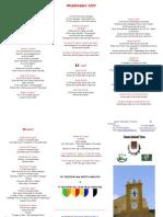 Palio delle Contrade 2009 - Gambassi Terme (FI)