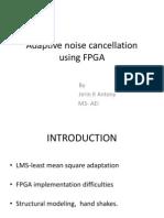 106427234 Fpga Based Adaptive Noise Cancellation