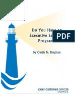 Do You Have an Executive Empathy Program?