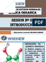 SESION-N 01 Quimica Organica