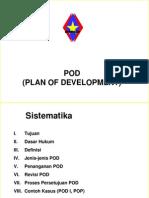 BPMIGAS - Plan of Development