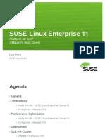 Quickstart SAP 04 SLES11-In-VMware