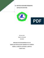 Jurnal Sistem Sensori Persepsi