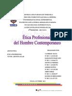 TRABAJO ETICA PROFESIONAL DEL HOMBRE CONTEMPORANEO.docx
