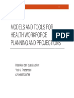 Sesi_9_ysp_models and Tools for Health Workforce and Profesonalism