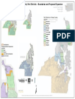 Kitsap County Port Districts - Boundaries and Proposed Expansion