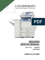 Ricoh Mpc2800 Serv. Manual
