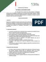Convocatoria Top Brasil Santander-CUMex