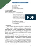 La Reforma Constitucional en Chile