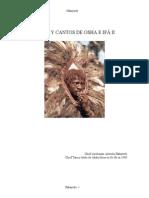 Rezos y Cantos en Osha IFA Ifakayode