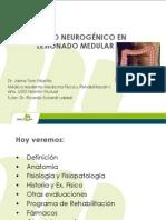INTESTINO NEUROGÉNICO EN LESIONADO MEDULAR