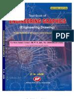 ENGINEERING GRAPHICS (ENGINEERING DRAWING) by P.H.Jain