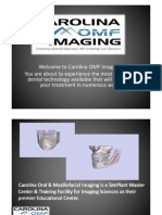 Welcome to Carolina OMF Imaging! You Are About to Experience