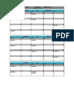 CA AA214B Schedule