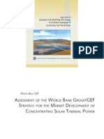 WB (2006) Assessment of the World Bank GEF Strategy
