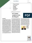Rassegna Stampa 19.11.2013