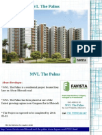 MVL The Palms Bhiwadi Book Now @ 09999536147 Residential Project
