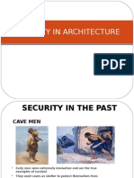 Security in Architecture