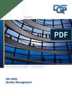 Egypt ISO9001 Brochure En