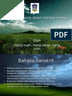 Unsur Bahasa Dalam Bahasa Melayu (6bwh1 smk semerah 2009)