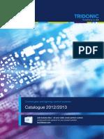 Tridonic-catalogue 2012 2013 En