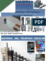 Partes de Un Celular y Una Tableta