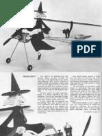 Witch Craft Plane Plans