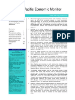Pacific Economic Monitor - February 2010