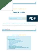 Empresas Papel y Carton