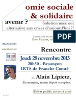 Rencontre a.lipietz - Jeudi 28 Novembre 2013