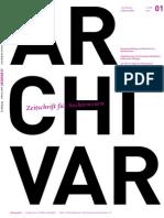 ARCHIVAR 01-09 Internet